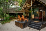 Kosi forest lodge family suite