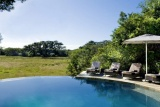Rim pool - phinda forest lodge