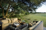 Viewing deck - phinda forest lodge