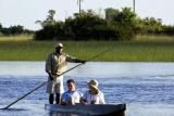 Nxabega okavango tented camp mokoro