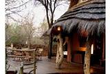 Safari deck, Jaci's Safari Lodge, Madikwe Game Reserve