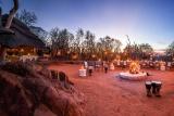 Boma evening at Madikwe Hills