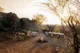 Bush breakfast at madikwe hills