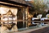 Madikwe hills honeymoon suite deck
