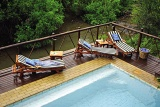 Madikwe River Lodge Pool Deck
