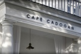 Cape Cadogan entrance