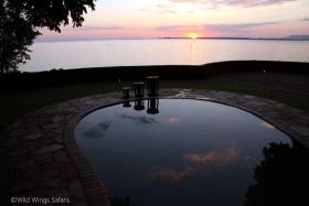 Musango-kariba view over lake