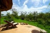 Umlani Bushcamp view