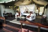Chiawa chalet deck
