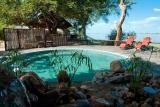 Chiawa plunge pool