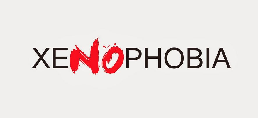 Say NO to xenophobia by