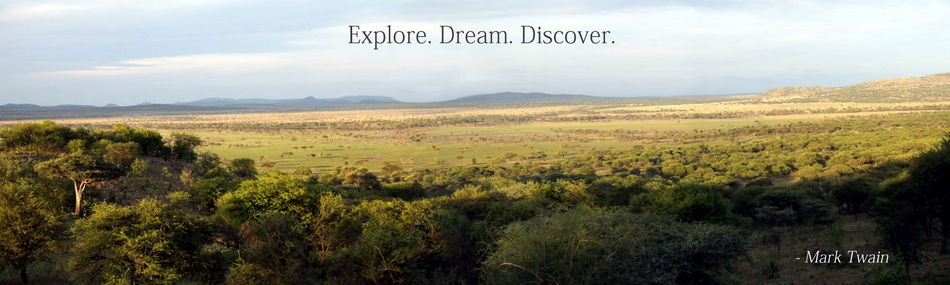 Explore. Dream. Discover by Onne Vegter