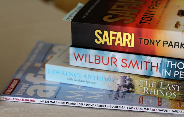 Safari books by