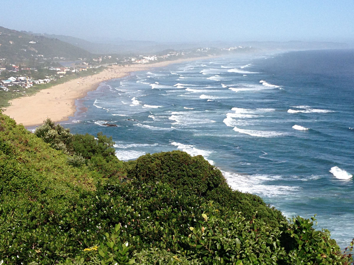 Safe, sunny, Ebola free South Africa by