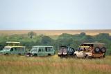 Safari vehicles kenya