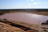 Mudanda Rock in Tsavo East National Park