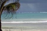 Typical sea view kenyan coast