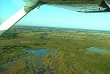 Okavango from the air