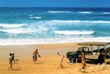 Sodwana bay beaches