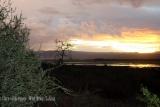 Sunset view over Ngorongoro Crater