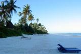 Pristine beaches of Zanzibar