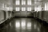 Stark prison interior, robben island