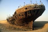 Ship skeleton, skeleton coast