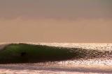 Surfing skeleton coast