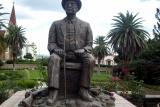 Parliament statue