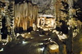 Chamber at cango caves