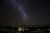Night sky over kulala lodge da