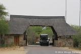 Skukuza entrance